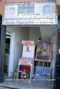Gallery Calzada Martianez Puerto Cruz Tenerife