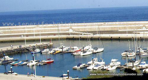 Garachico harbor as of 2012