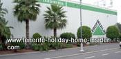 Garden supply store Jardineria of Leroy Merlin La Orotava