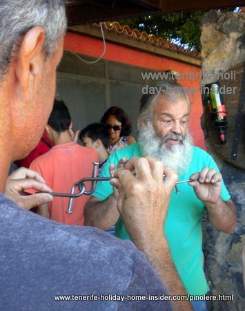 Gran Canaria ironsmith Teror