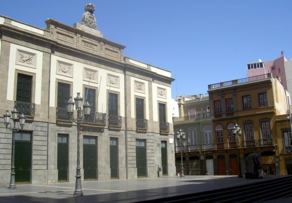 Guimera Theatre events Santa Cruz Tenerife capital.