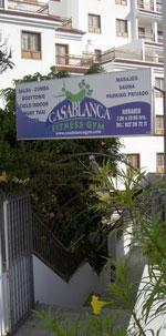 Gym Casablanca Tenerife Puerto de la Cruz