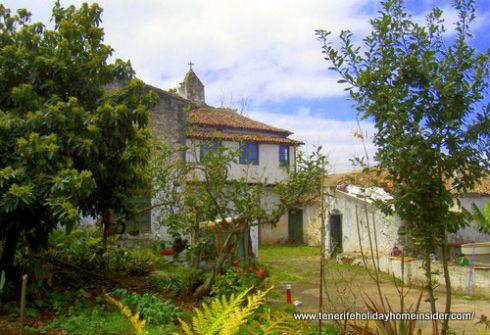 Hacienda Casa La Pared frontgate view