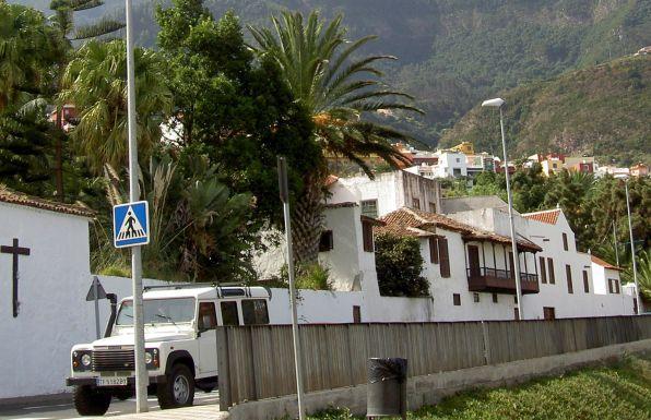 Hacienda de los Principes the oldest Tenerife rural estate within a small settlement of Los Realejos.