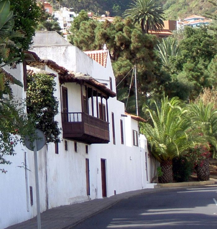 Hacienda de los Principes oldest and first farm on Tenerife Island.