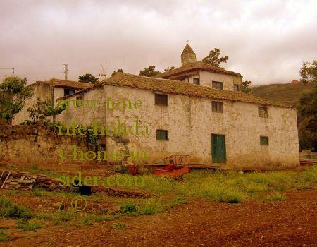 Hacienda La Pared of potato history