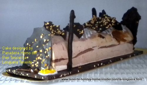 Halloween cake by Horno del Pan Realejos Toscal