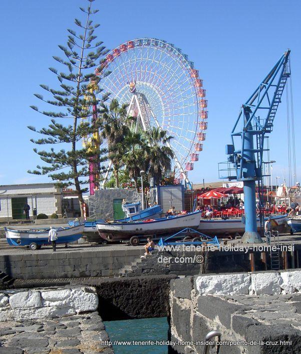 Harbor dry dock of el Puerto