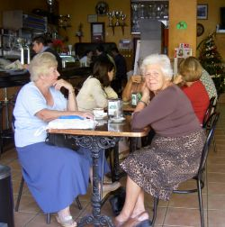 Health care Tenerife represented by former UK nurse