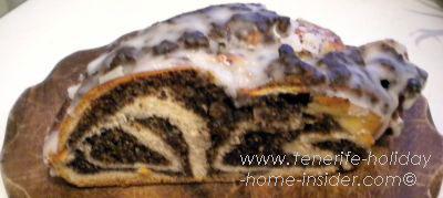 healthy cake poppy cakes