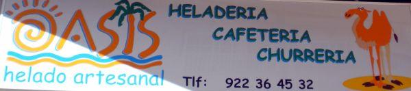 Heladeria Oasis Ice Cream SalonToscal Realejos