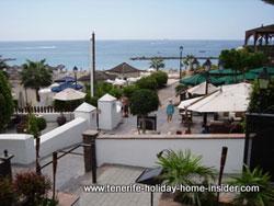 holiday resort costa adeje el duque beach