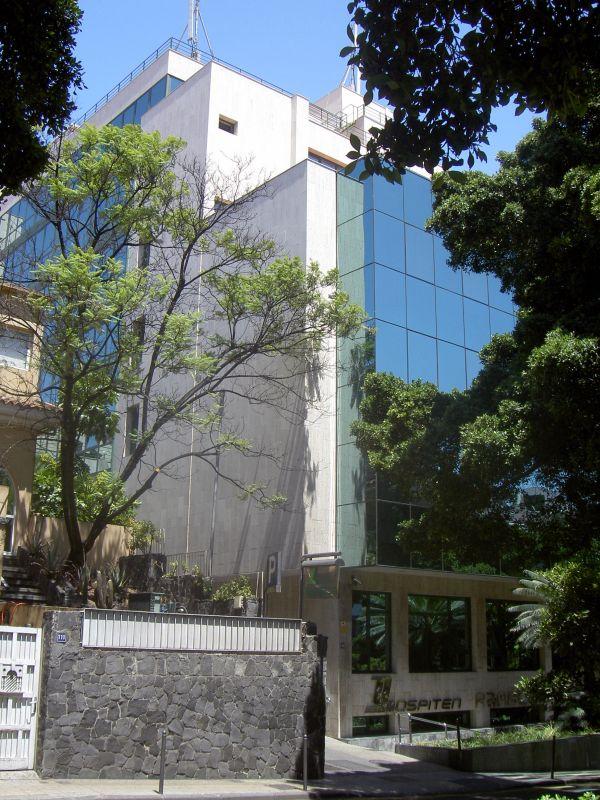 Hospiten Rambla Hospital.