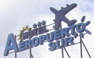 hotel aeropuerto sur of San Isidro