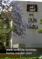 Hotel Colon RamblaTenerife capital