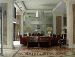 Hotel lobby Beatrize Atlantis