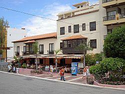 Hotel Marqueza front in Puerto Cruz