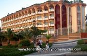 Hotel Puerto Palace Tenerife Spain