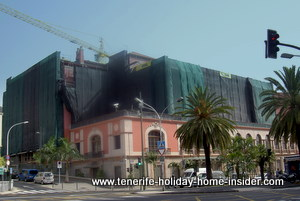 Hotel renovation Iberostar Mencey Santa Cruz Tenerife
