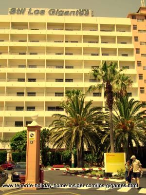 Hotel Stil a 4 star of Puerto de Santiago near the seashores