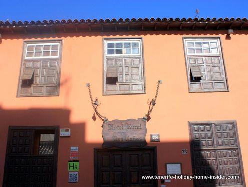 Hotel Rural Los Realejos Alto Tenerife