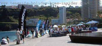 Hotels Martianez by surf beach Puerto Cruz