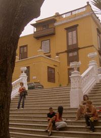Icod Los Vinos House