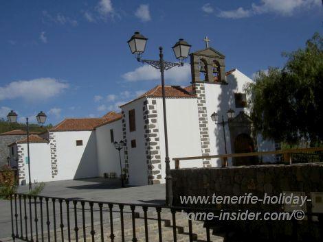 Iglesia Santiago Apostol of Chasna Abona