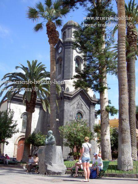 Iglesia de Nuestra Señora de Peña Francia Puerto Cruz