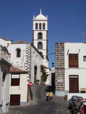 Garachico Iglesia (church)Santa Ana