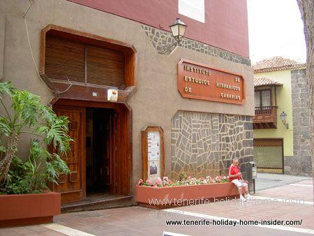 Instituto de estudios hispanicos