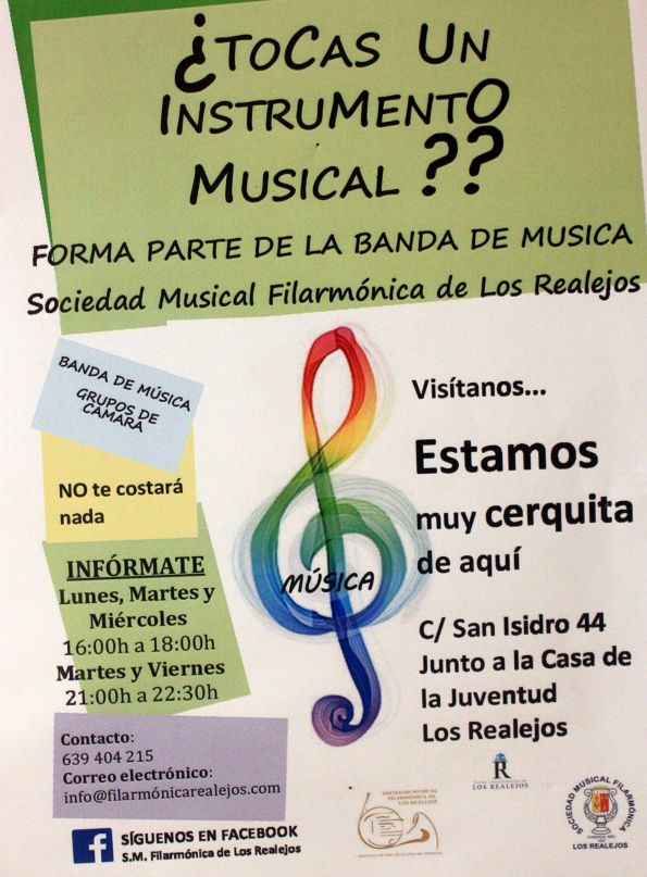 Info for players who may join the town music band for free.