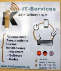IT Services Informatica Philipp Kaffke
