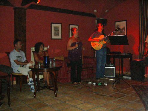 Abaco Jazz concert