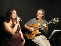 jazz concert tenerife los realejos Anna Rodriguez Eliseo LLoreda