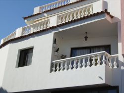 Key property balcony of Tenerife