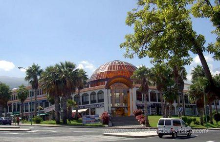 La Cupola Mall Centro Comercial of La Paz Puerto Cruz Tenerife