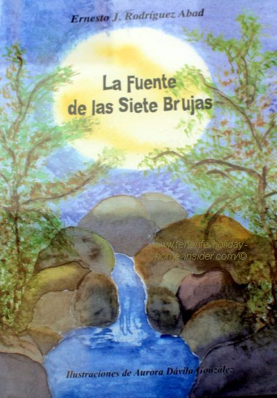 La fuente de las 7 Brujas a tale of the 7 witches of the fountain.
