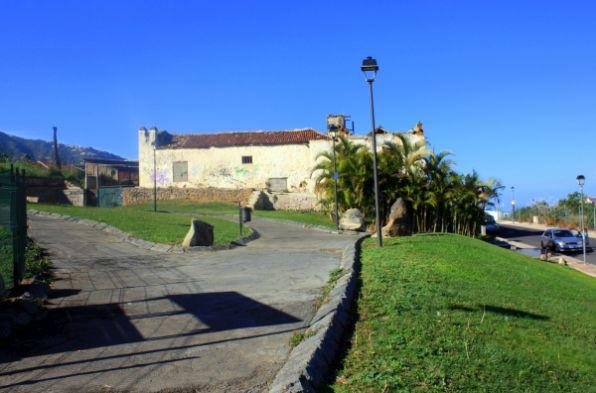 La Gorvorana former most lucrative Hacienda of Los Realejos Alto.