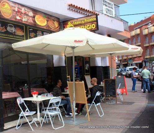 La Longuera El Refugio restaurant