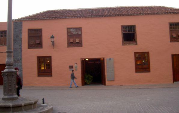 La Qinta Roja of Garrachico a farm estate that became a luxury town hotel.