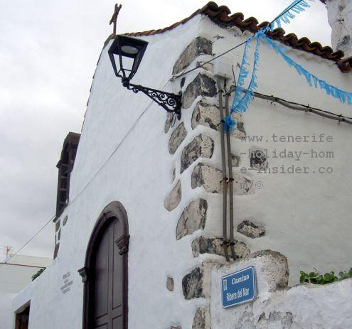 La Rambla El Rosario historical Ermita of San Juan de la Rambla