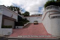 La Romantica village,La Romantica villa, symbol of Tenerife life style