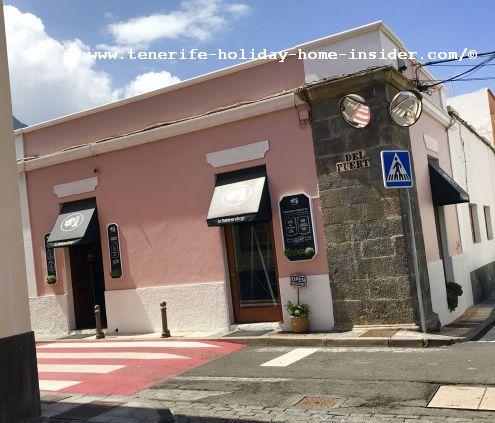 La Sabina shop at C/El Puerto,35 -38480 Buenavista del Norte- Tel 922 127 602 Facebook lasabinatienda