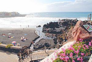 Landscaping design Playa Jardin Tenerife