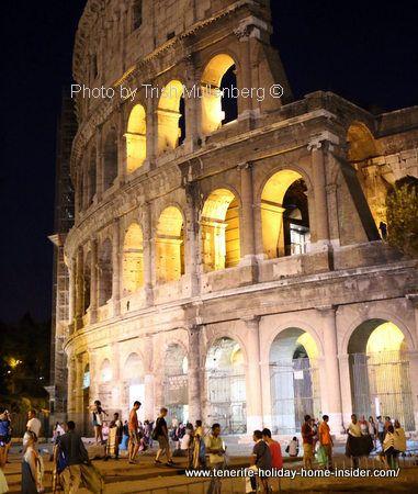 Latin culture with Roman icon