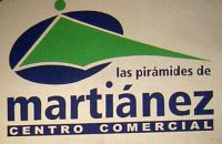Logo of Martianez Centro Comercial which is a shopping mall.