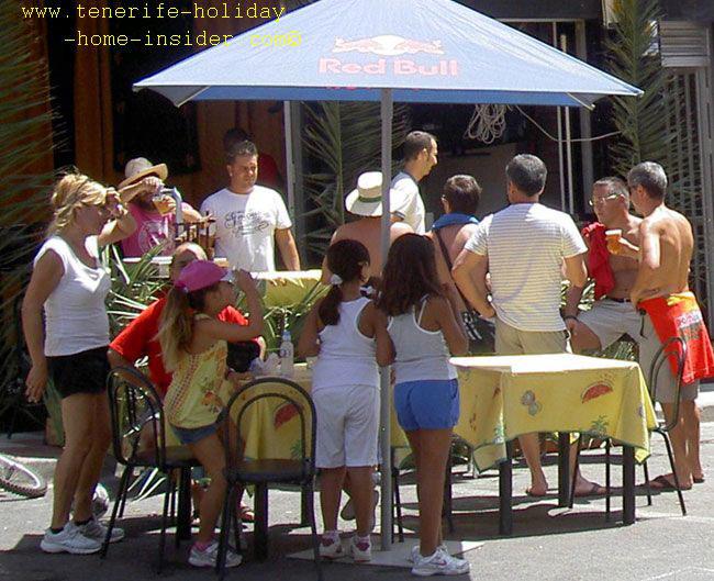 Longuera tapas Bar Restaurant Tenerife