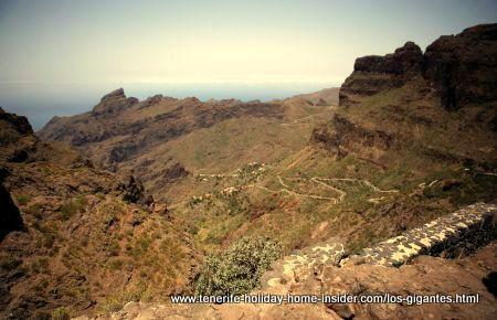 Lookout El Cherfe at 1100m