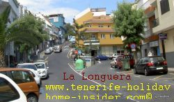 Junction Realejos Longera Monurio Road